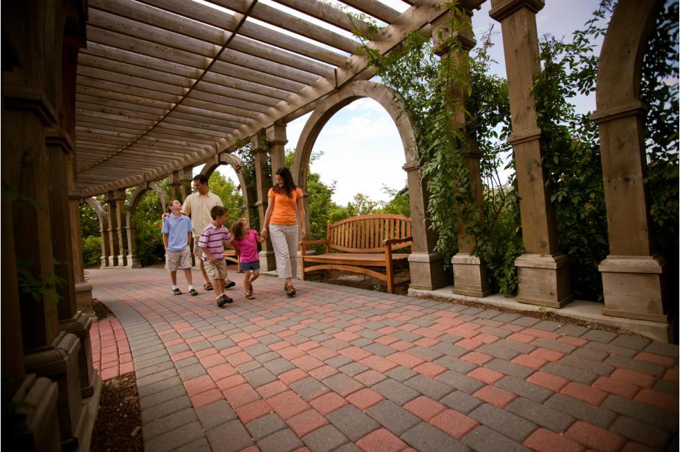 Ashton Gardens at Thanksgiving Point