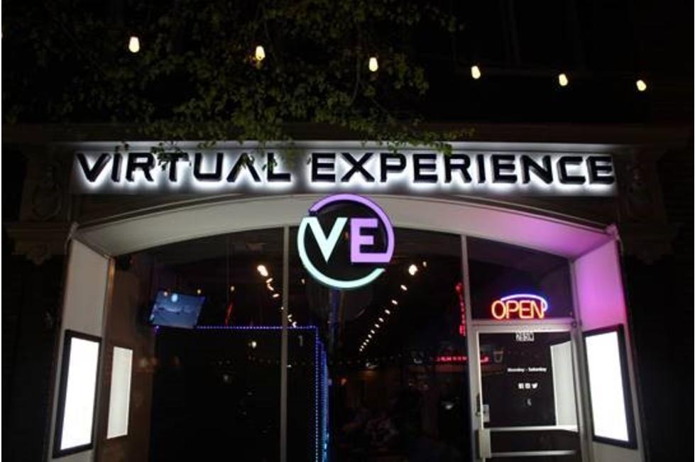 VE Arcade Front