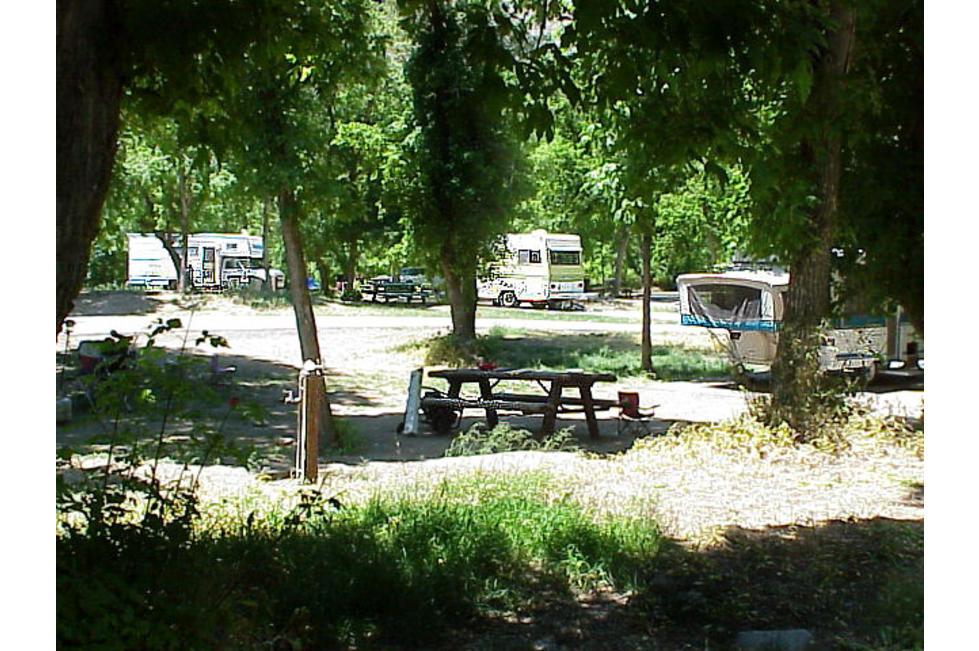 Camping at Nunn's Park