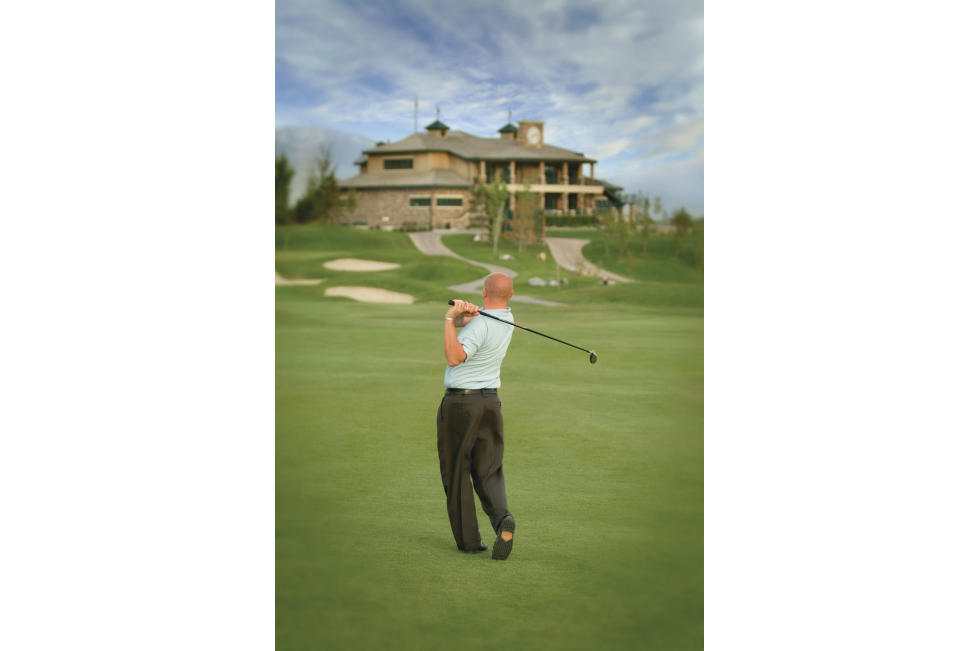 Thanksgiving Point Golf