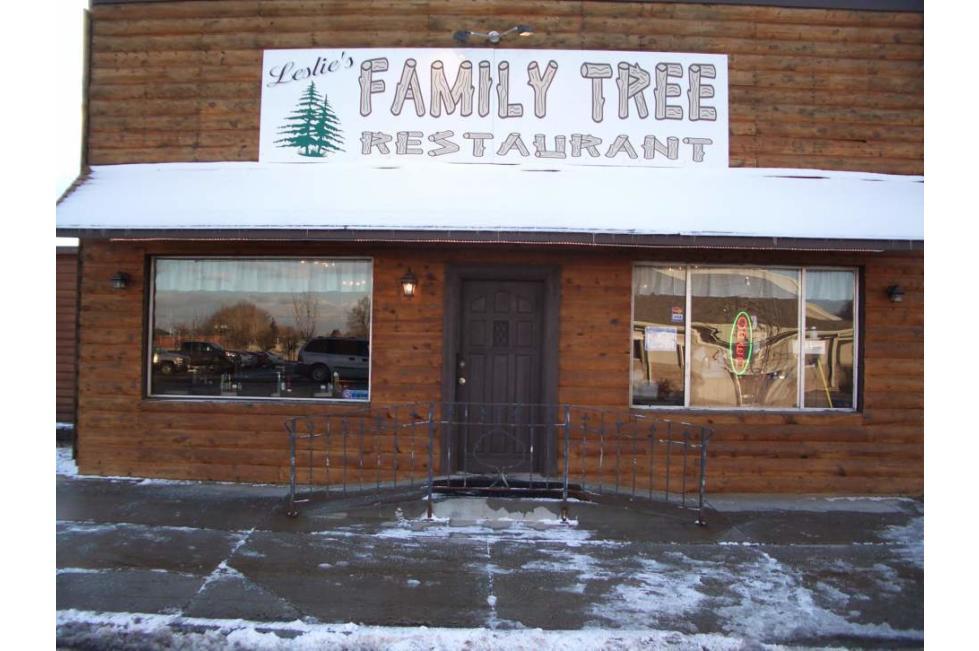 Leslie's Family Tree