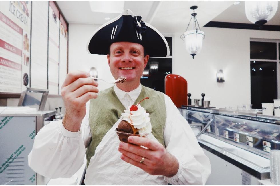 Brooker's Founding Flavors Ice Cream
