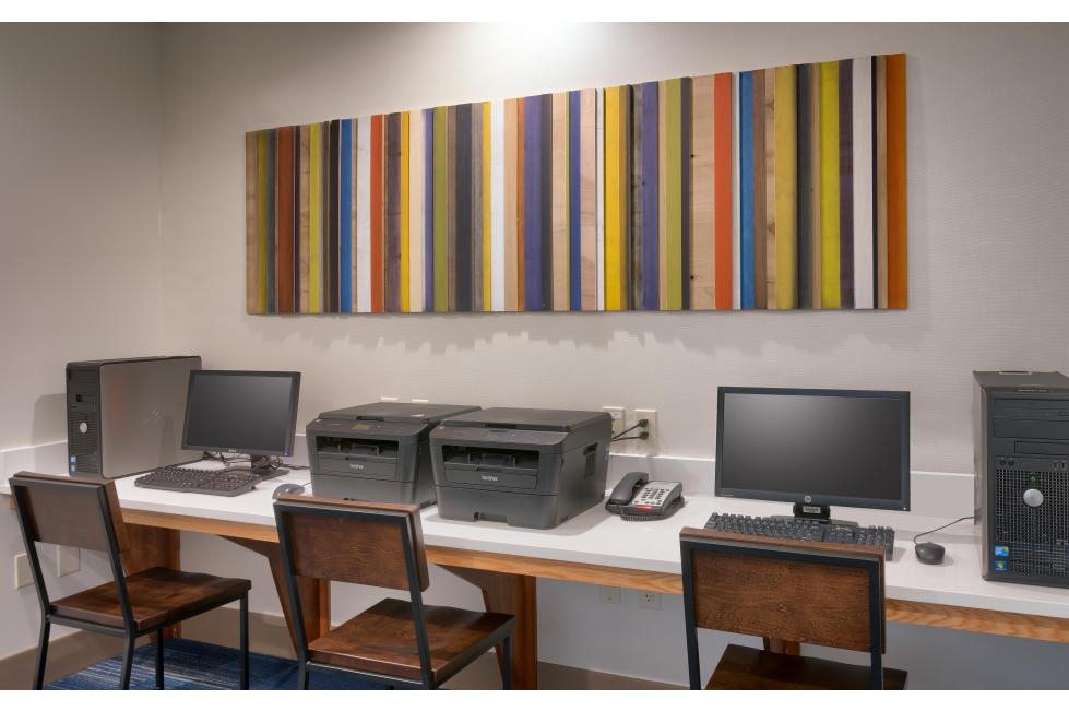 Orem Holiday Inn Express Business Center