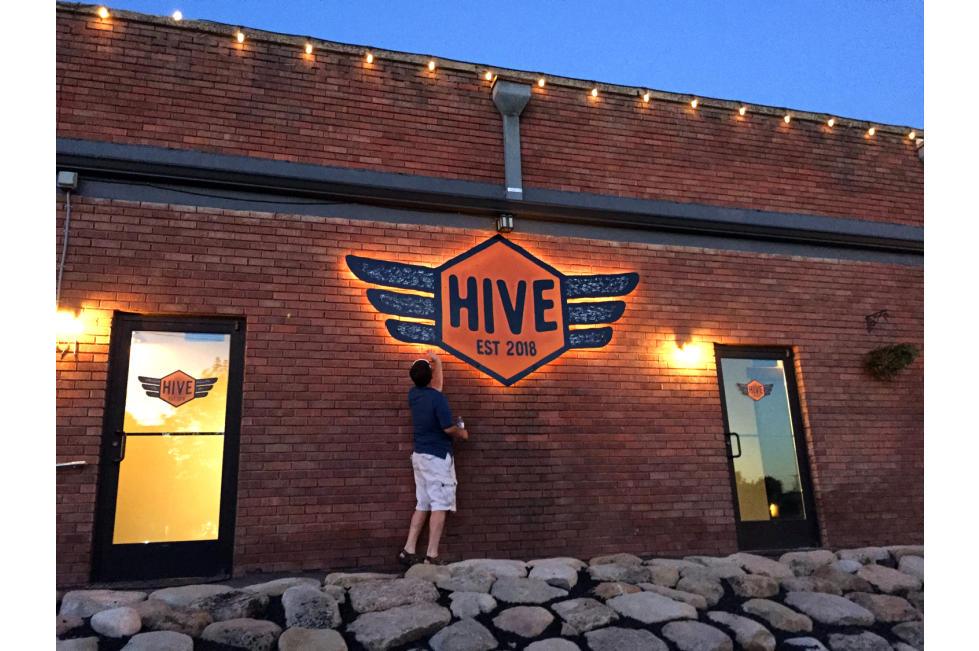 The Hive Collaborative Sign