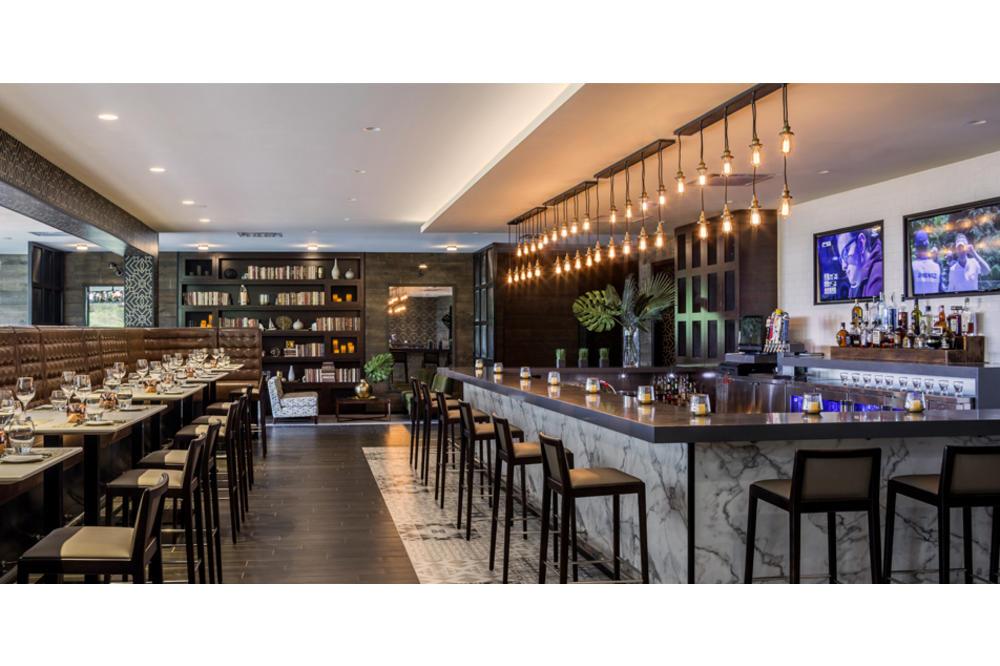 Crafted Americana - Bar Area