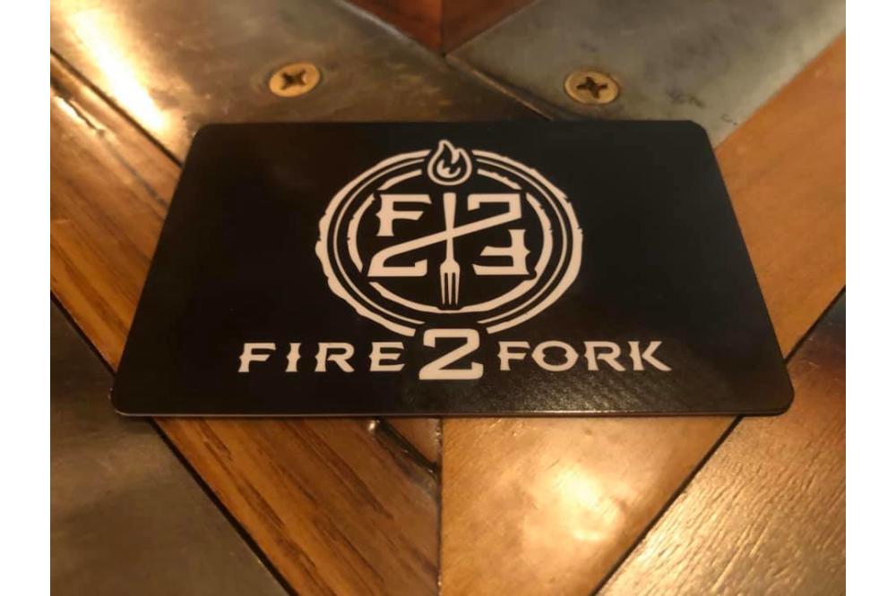 F2F Gift Card