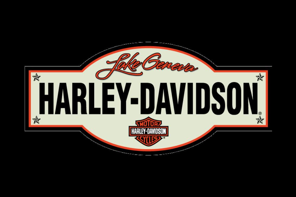 Lake Geneva Harley Davidson logo