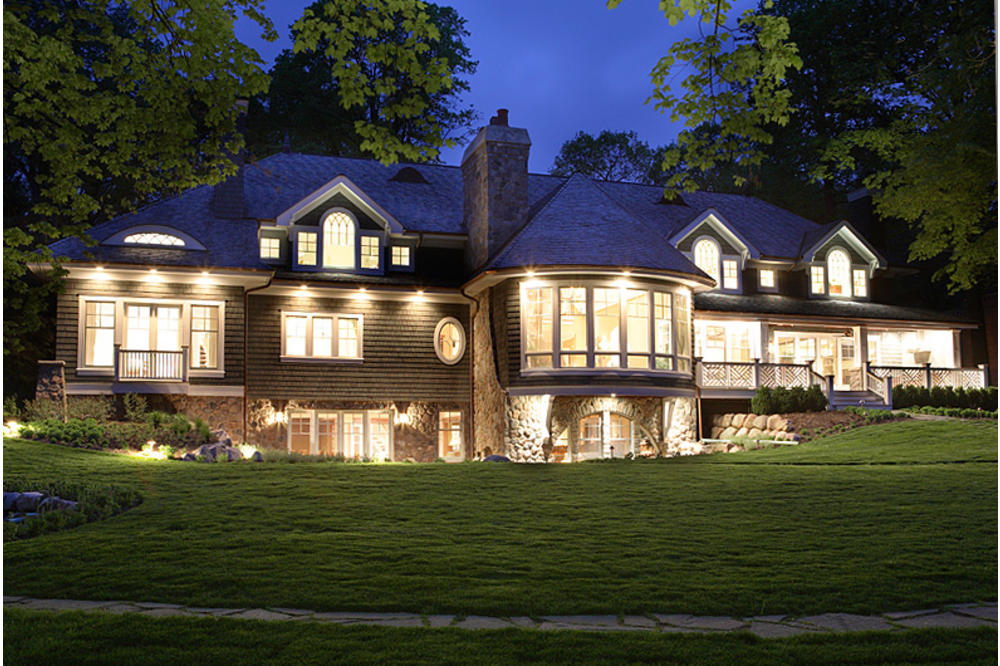 Lake Geneva Custom Home 10