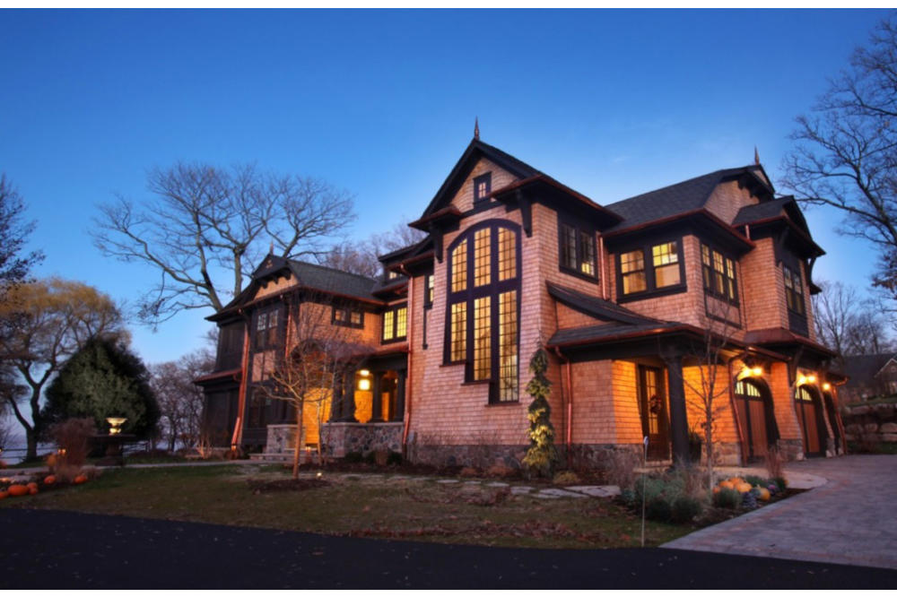 Lake Geneva Custom Home 9