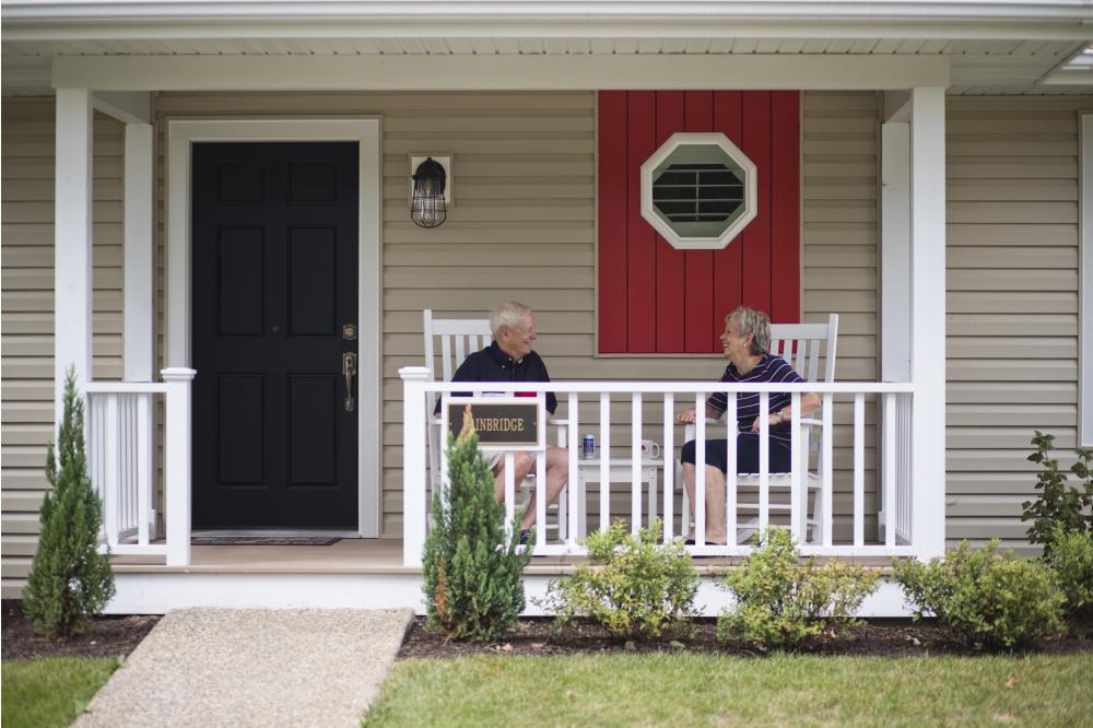 SevenOaks Porch