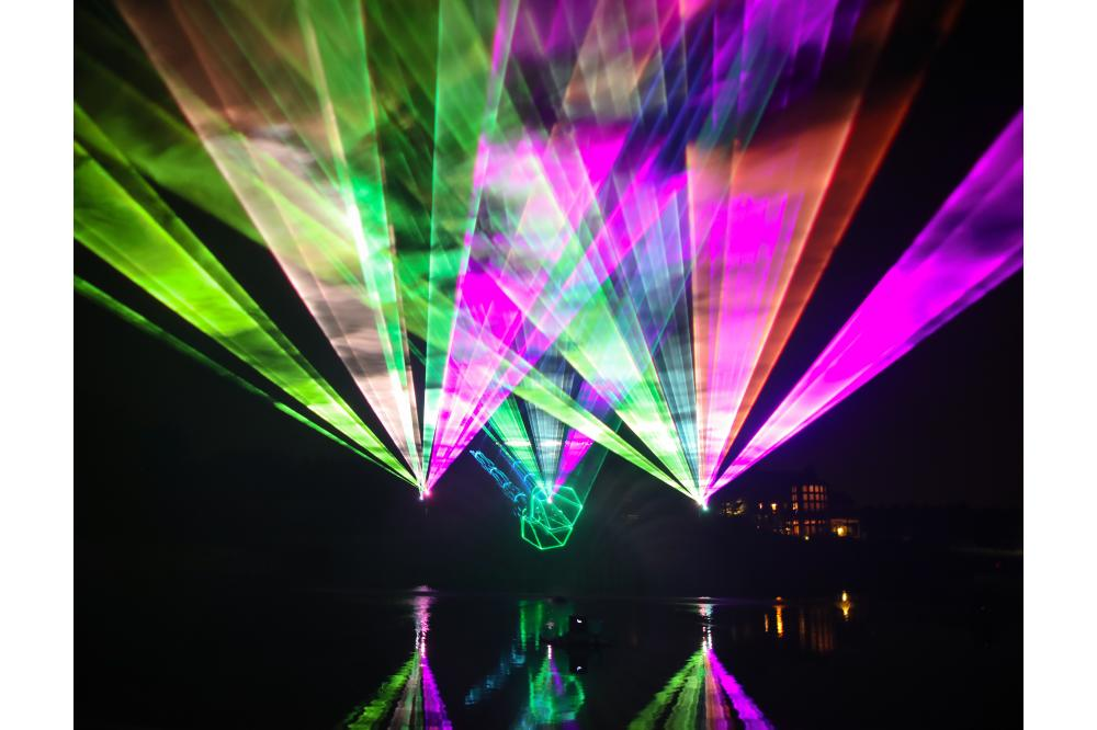 Laser Fusion presents Lake Side Event