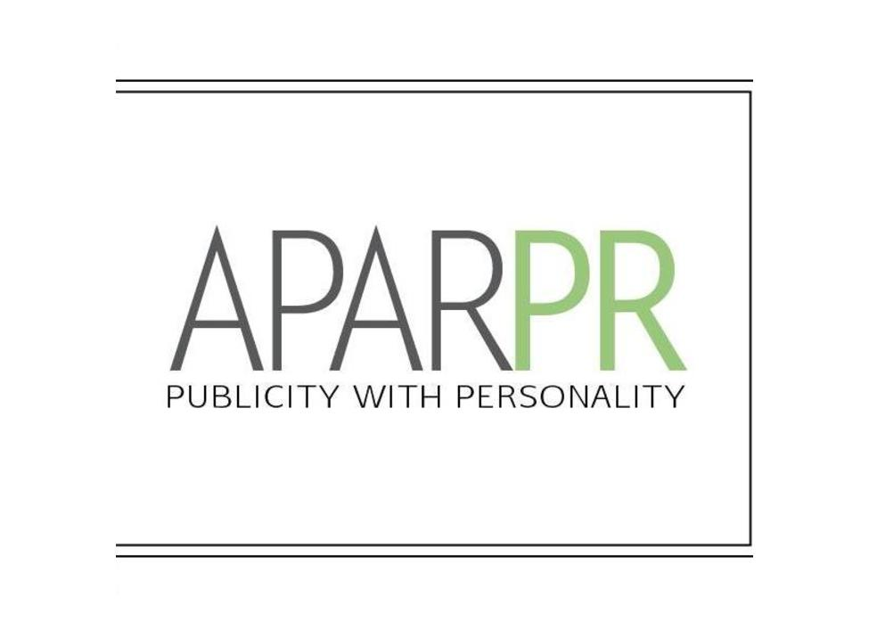 Apar PR logo
