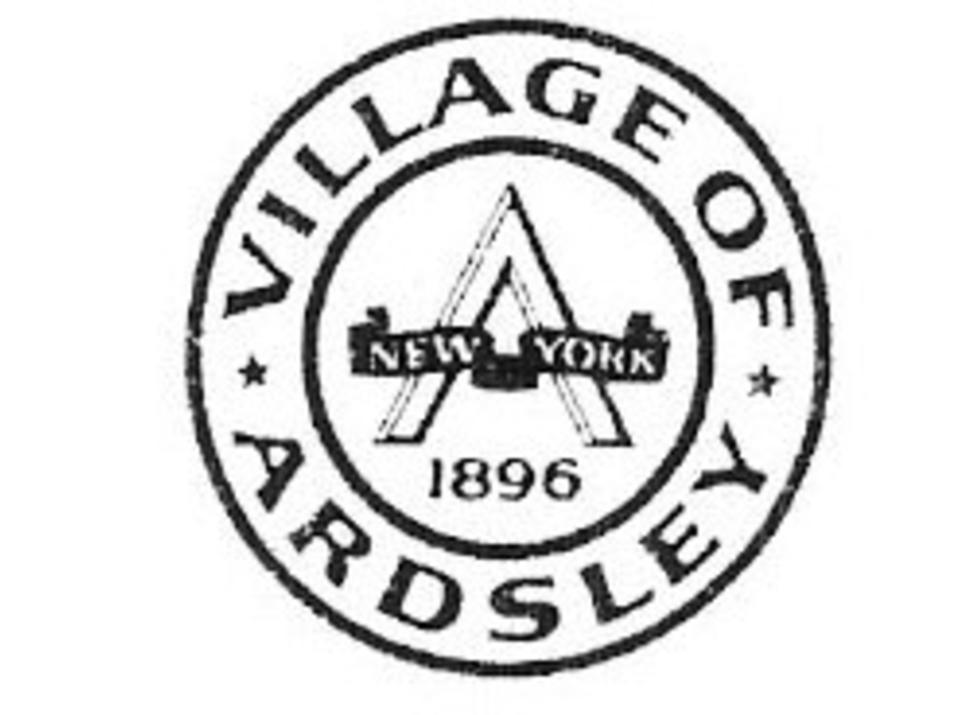 Ardsley village seal