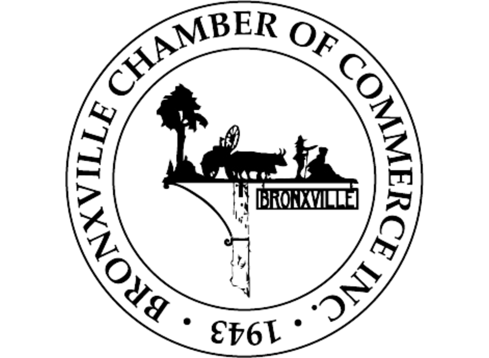 Bronxville Chamber logo