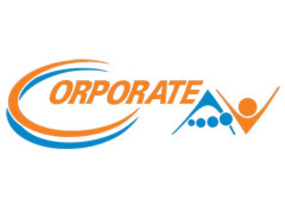 Corporate AV logo