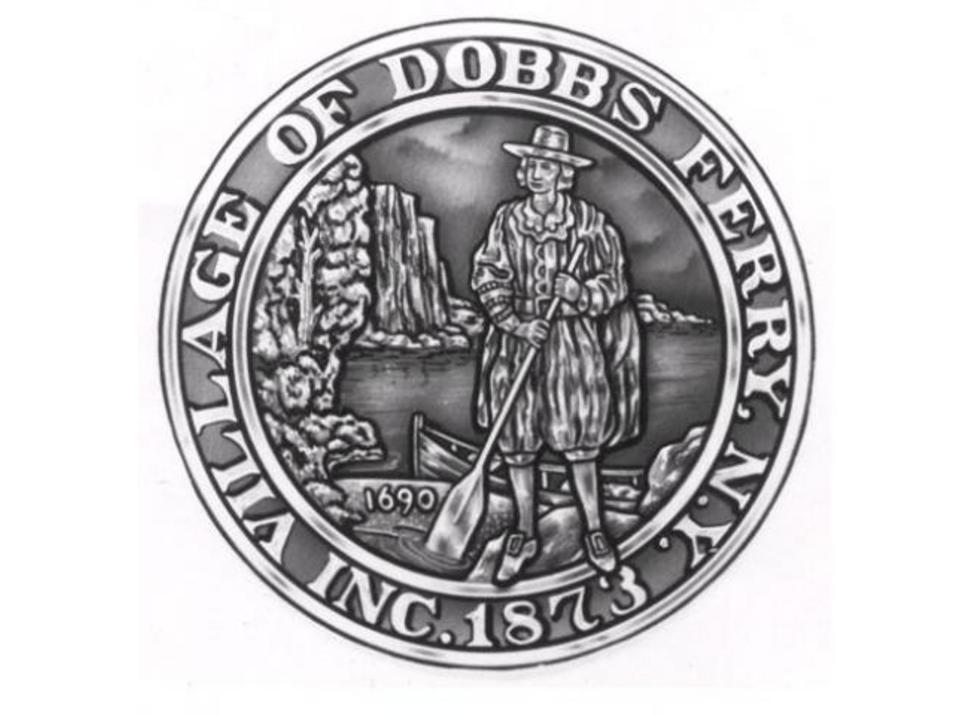 Dobbs Ferry village seal