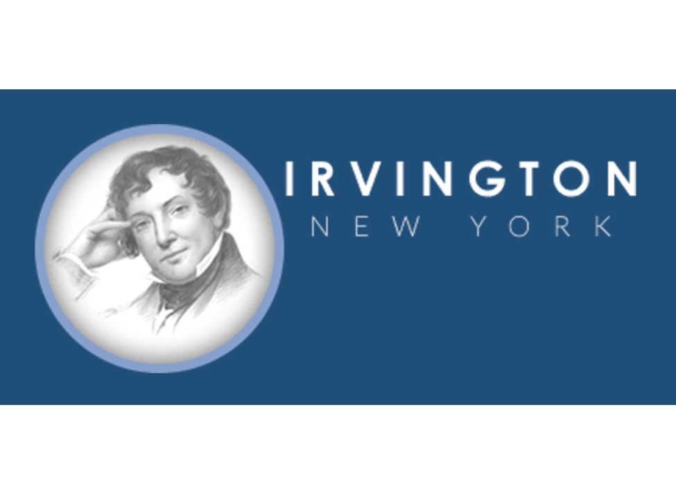 Irvington portrait logo
