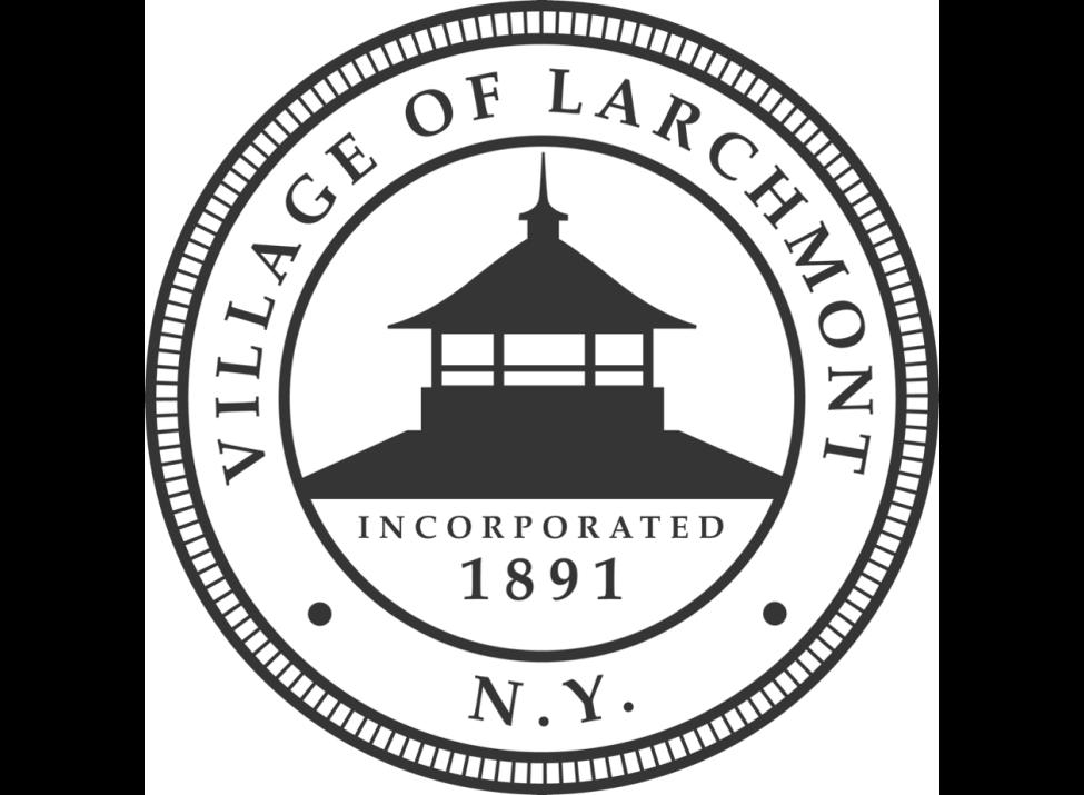 Larchmont village seal