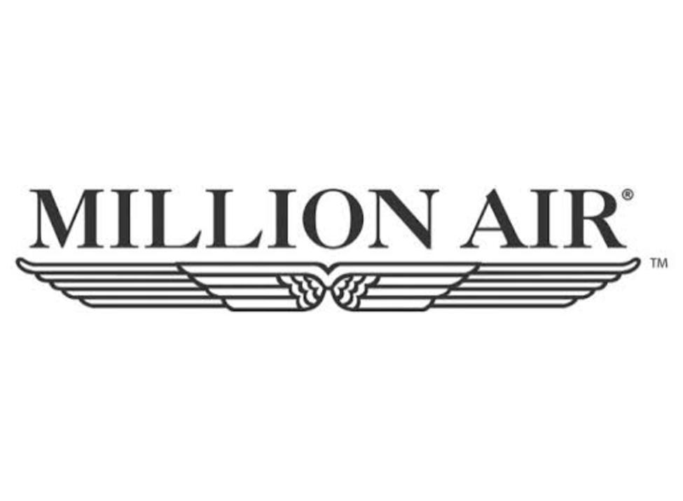 Million Air logo