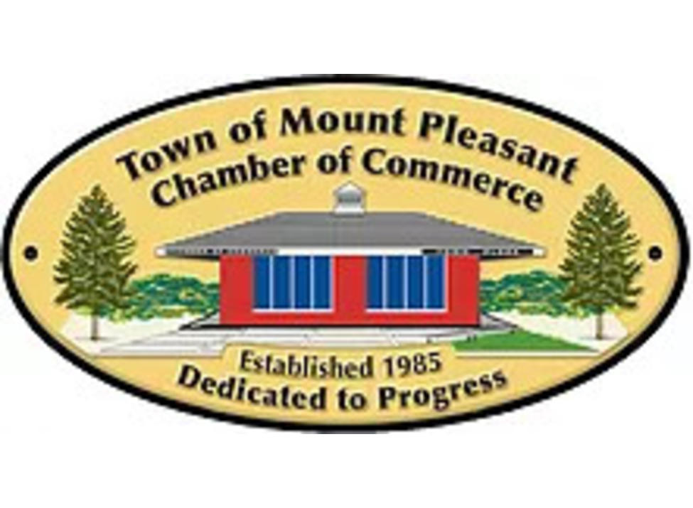 Mt Pleasant chamber logo