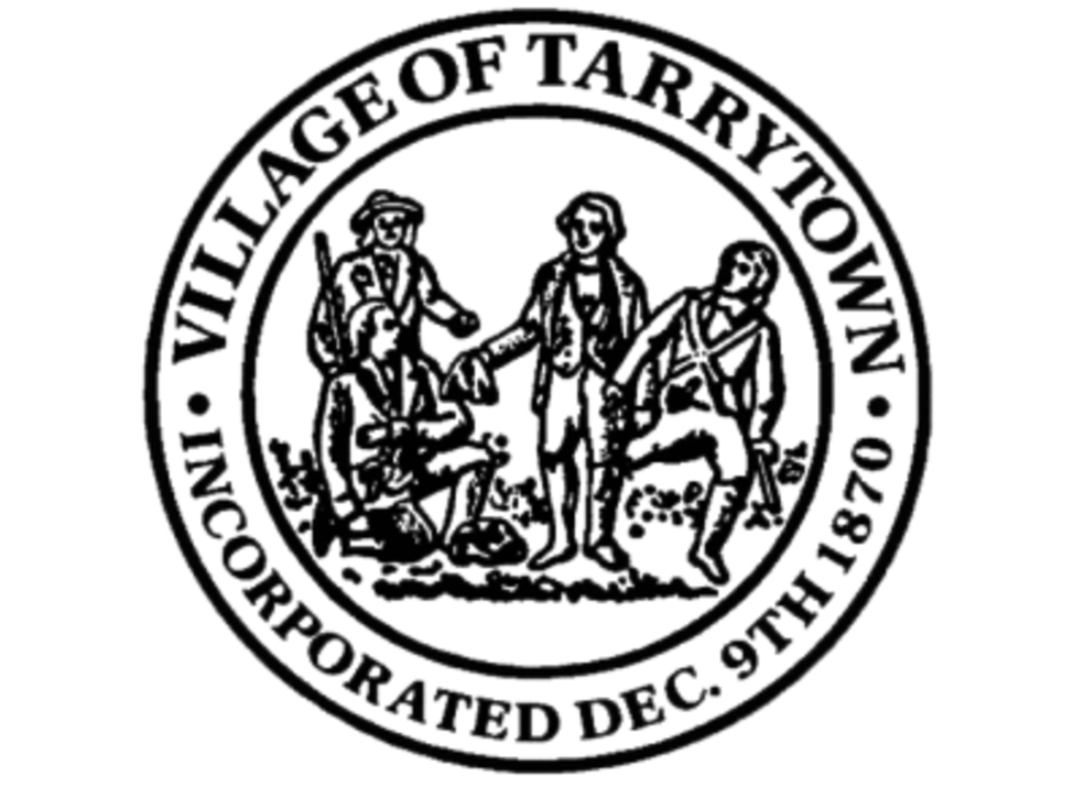 Irvington village seal