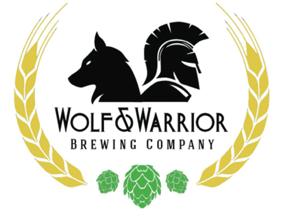 Wolf & Warrior logo