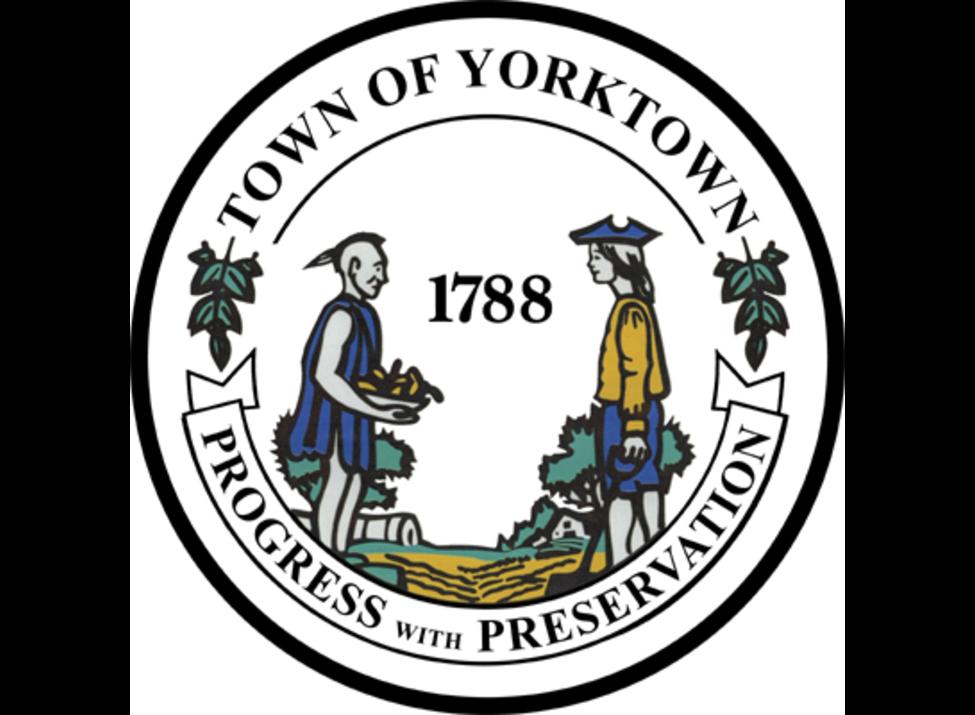 Yorktown town seal