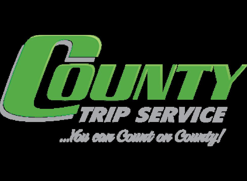 County Trip Service logo