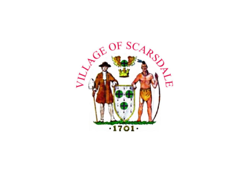 Scarsdale village seal