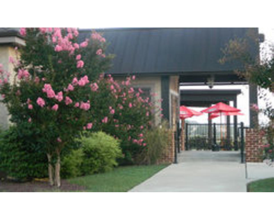 view of patio entrance