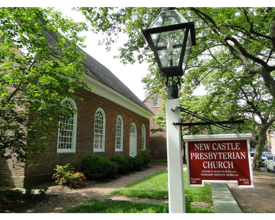 Historic New Castle Presbyterian Church