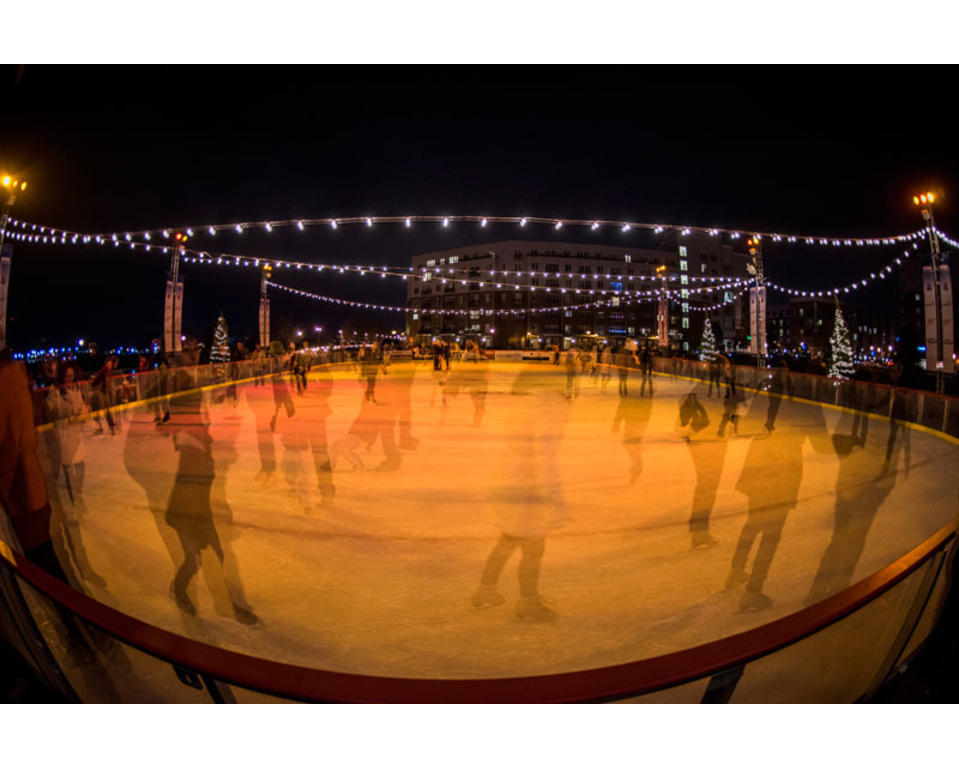 Horizon Services Riverfront Rink