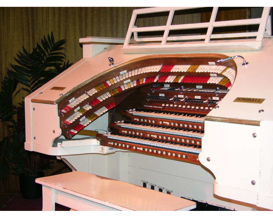 Dickinson Theatre Organ Society