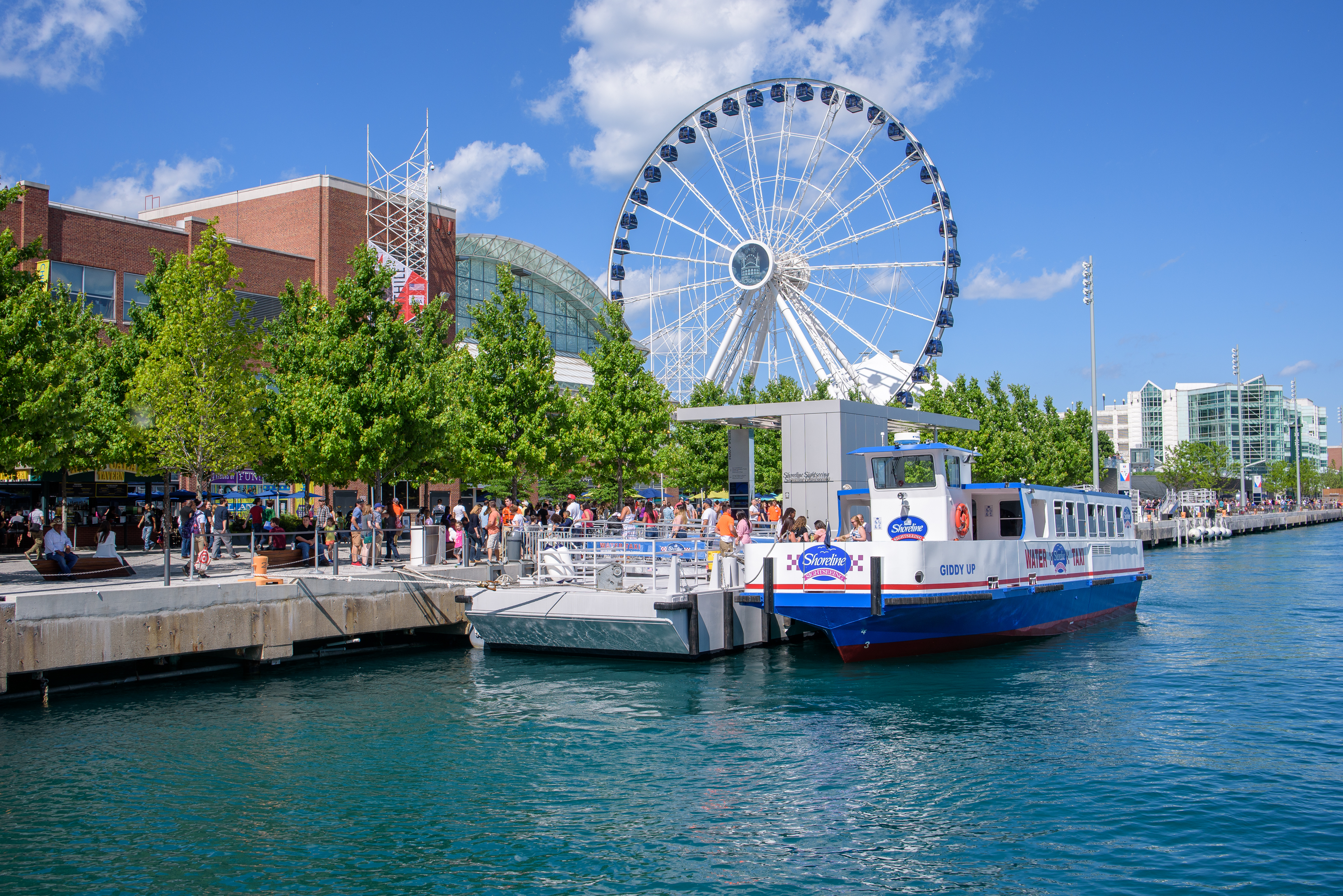 Outdoor Meeting Venues In Chicago Choose Chicago