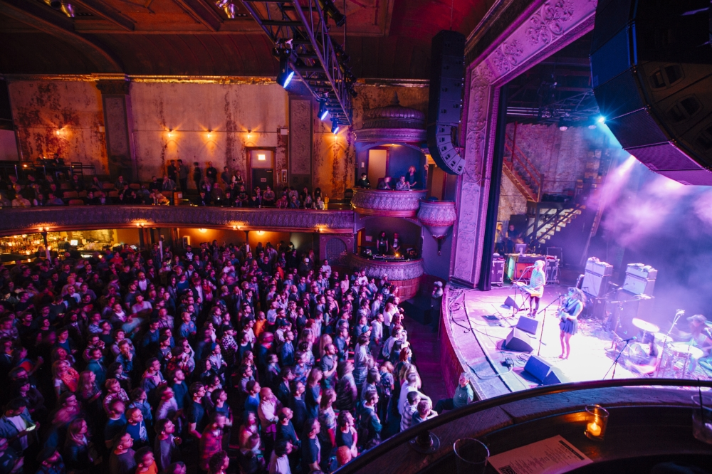 Performance at Thalia Hall Chicago