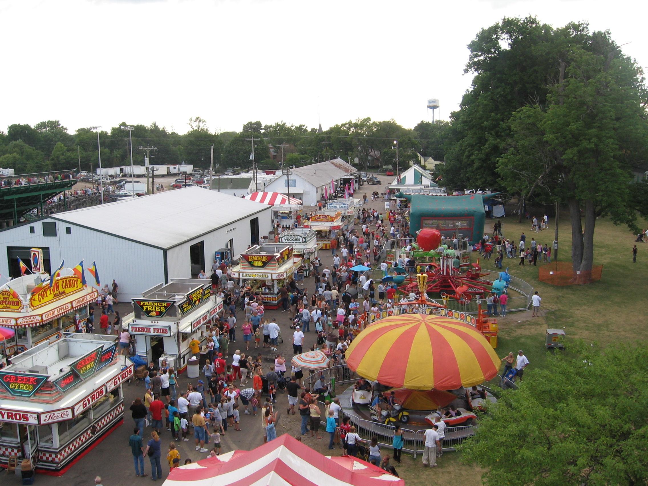 Franklin County Fair on
