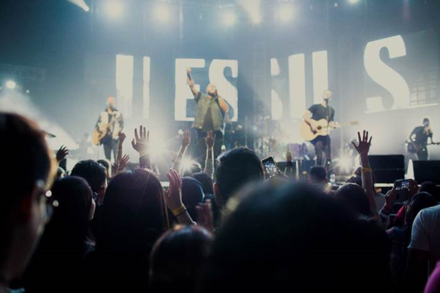 Hillsong Worship / Casting Crowns / Elevation Worship - USA Tour