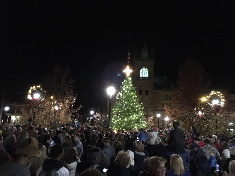When Is The Christmas Tree Lighting At Stroudsburg Pa 2020 Virtual Tree Lighting Ceremony with Downtown Stroudsburg