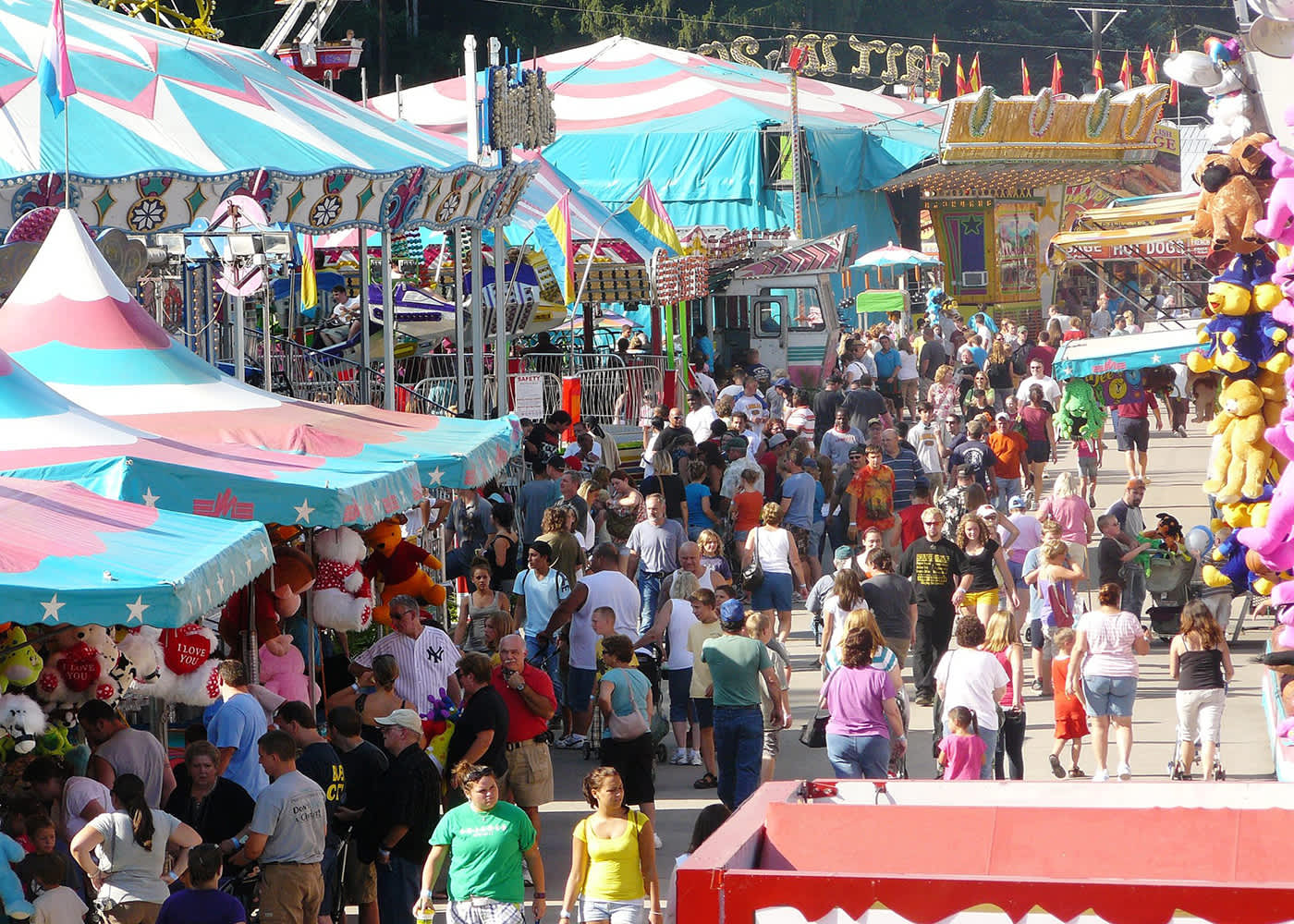 157th Annual Wayne County Fair | Honesdale, PA 18431