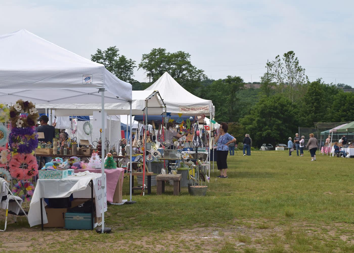 Arts & Crafts Fair in Bingham Park | Hawley, PA 18428