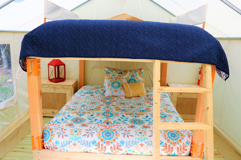 Campsites at Blue Mountain Resort