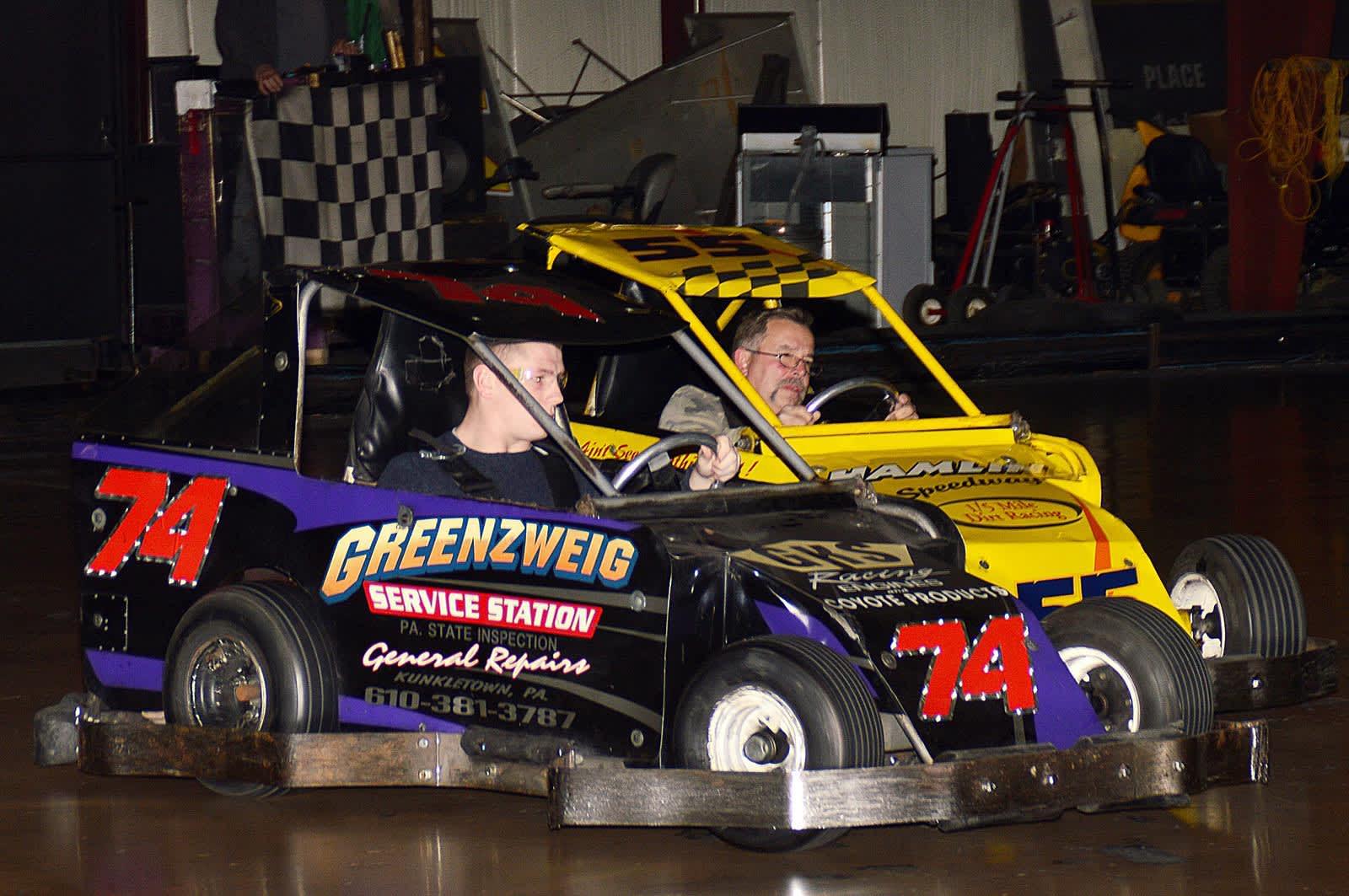 Go Kart Racing Pa >> S S Speedways Indoor Go Karts Stroudsburg Pa 18360
