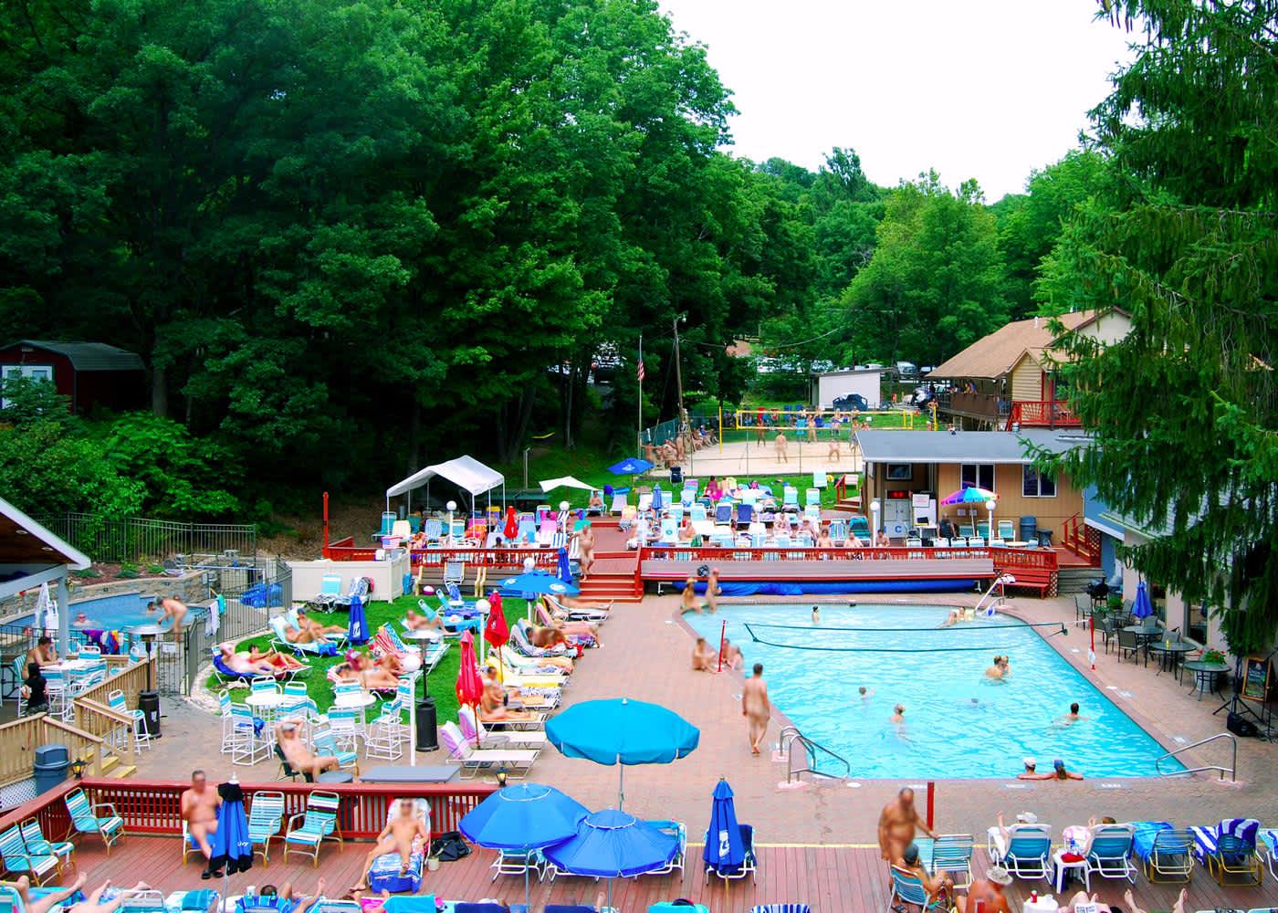 Sunny Rest Nudist Resort