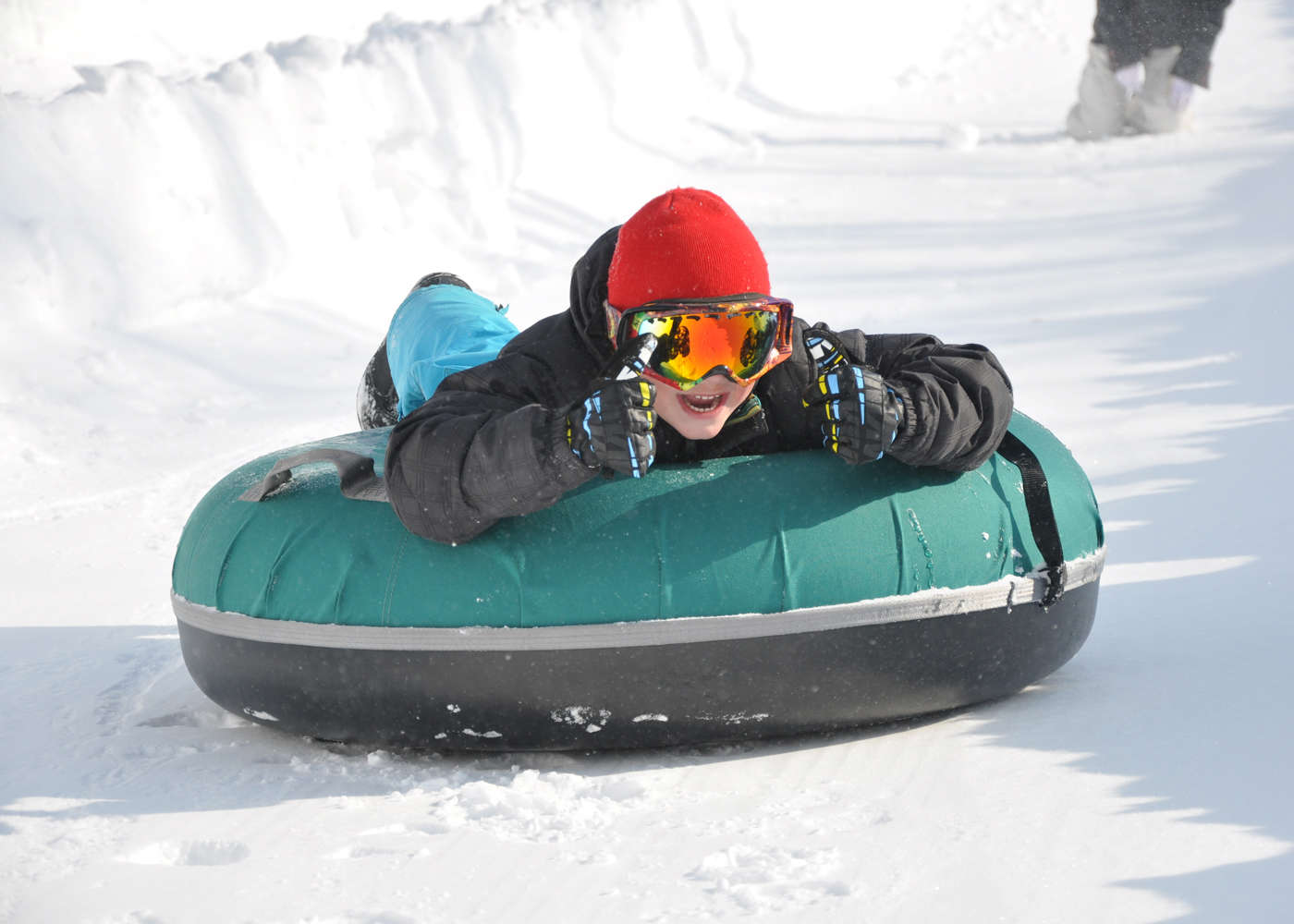 Skiers, riders and tubers can look forward to enhancements both on and off the slopes.