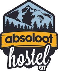 Absoloot Hostel new logo