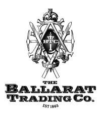 BTC crest logo master bw2