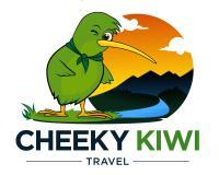 Cheeky Kiwi Travel Logo