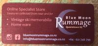 Blue Moon Rummage Queenstown Online