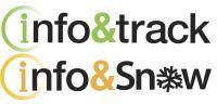 Info & Track / Snow Logo