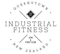 Industrial Fitness logo